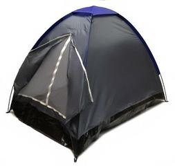 0.35 DOME CAMPING TENT - 7' x 5' - 2 MAN SEALED BOTTOM