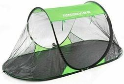 SansBug 1 Person Free Standing Pop-Up Mosquito Net Tent  for