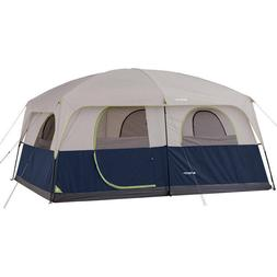 Ozark Trail 10 Person 3 Room Family Tent Cabin Dome Camping