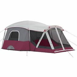 CORE 40072 11 Person Family Outdoor Camping Cabin Tent with