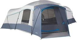 Camping Tent 16 Person Outdoor Instant Cabin With 2 Removabl