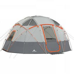 Ozark Trail 16 x 16 Sphere Camping Tent, Sleeps 12
