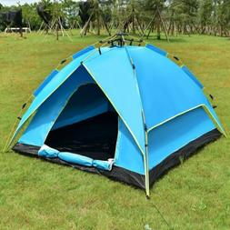 2-3 Persons Automatic Lightweight Hydraulic Outdoor Camping