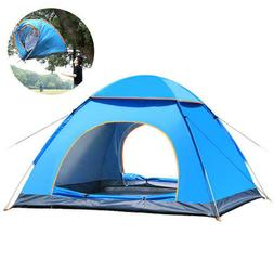 2-3Person Camping Tent Automatic Instant Pop-up Portable Ult