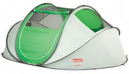Coleman 2000014782 Pop-Up 4 Person Tent Green