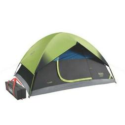 Coleman 2000032253 4-Person Outdoor Camping Sundome Tent