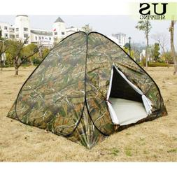 3-4 Person Outdoor Camping Waterproof Automatic Instant Pop