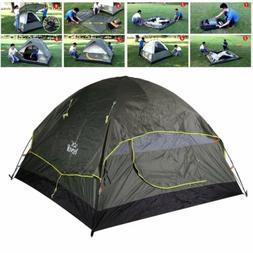 3-4People Waterproof Automatic Outdoor Instant Pop Up Tent C