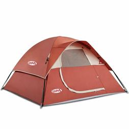 3 Person Tent - Easy & Quick Setup Tent for Camping, Profess