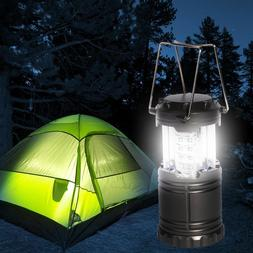 30LED Outdoor Camping Light Portable Tent Collapsible Lamp L