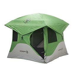 Gazelle 33300 T3 Pop-Up Portable Camping Hub Tent, Green, 3