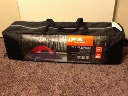 Ozark Trail 4 Person 9' x 7' Dome Tent Camping Fits Queen Si