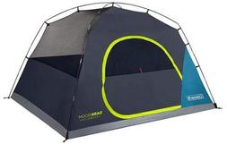 Coleman 4-Person Dark Room Skydome Camping Tent