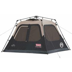 Coleman 6-Person 90 Squ. Foot Instant Cabin Family Camping T