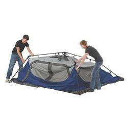 Coleman 6-Person 10' x 9' Instant Cabin Family Camping Tent