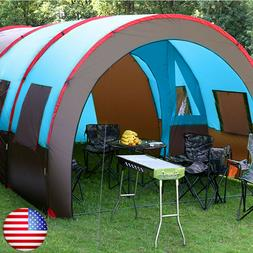 8 10 people waterproof portable travel camping
