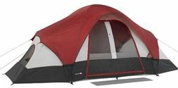 Ozark Trail 8 Person Cabin Tent 2 Room Family Camping Outdoo