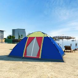 8 Person Portable Family Large Tent for Traveling Camping Hi