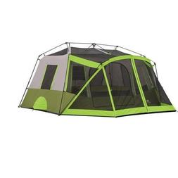 Ozark Trail 9-Person Instant Cabin Tent Camping Outdoors Fam