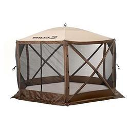 Clam Corporation 9879 Quick-Set Escape Shelter, 140 x 140-In
