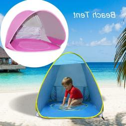 Automatic Outdoor Beach Tent Baby Kids Pool UV Protection fo