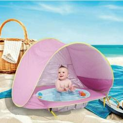 Kids Beach Tent Baby Waterproof Protection Sun Shelter for O