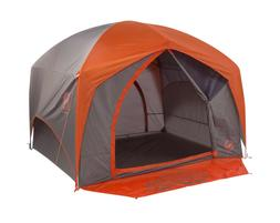 Big Agnes Big House 4 Family Car Camping Tent - 4 Person, 56