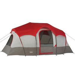 Wenzel Blue Ridge 7 Person 2 Room 14 Feet by 9 Feet Tent 364