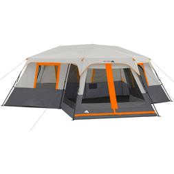 Cabin Tent Ozark Trail 12 Person Camping Family Outdoor Inst