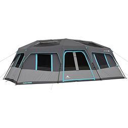Best Ozark Trail Cabin Tent 20 X 10 Instant Dark Rest Sleeps
