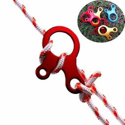 Camping Accessories Survival Tent Fastener Tensioner Cord St