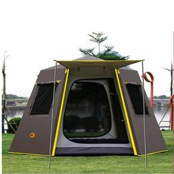 Camping Big Tent UV Hexagonal Aluminum Pole For Outdoor Wild