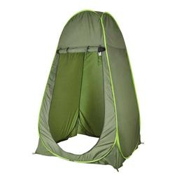 Camping Shower Shelter Pop Up Tent Outdoor Changing Room Pri