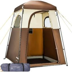 KingCamp Camping Shower Toilet Tent Bath Changing Dressing R