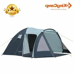 KingCamp Camping Tent 3f Ul Gear Beach Tent 1 2 5 Person