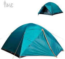 NTK Colorado GT 3 to 4 Person Outdoor Dome Family Camping Te