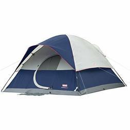 elite sundome 6 person tent led light