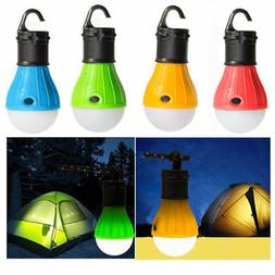 Emergency Outdoor Light Portable LED Tent Lamp Camping Equip