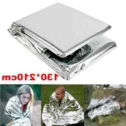Folding Outdoor Emergency Tent Blanket Sleeping Bag Survival