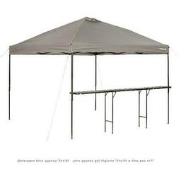 Folding Tent Bar-Height Canopy Table Outdoor Camping Picnic