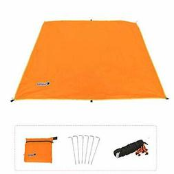 Azarxis Ground Cloth for Tent Tarp Footprint Camping