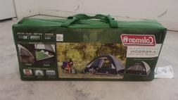 Coleman Highline 4 Person WeatherTec Dome Tent Camping  10 M