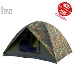 NTK HUNTER GT 5 to 6 Person 9.8 x 9.8 Ft Outdoor Dome Woodla