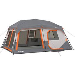 14x10' Ozark Trail Instant Cabin Tent 10 Person 2Rm Outdoor
