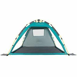 KingCamp Beach Sun Shelter UPF 50+ Family Camping Tent for 4