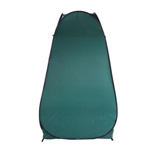 1-2 Portable Pop Up Toilet Changing Camping Shelter