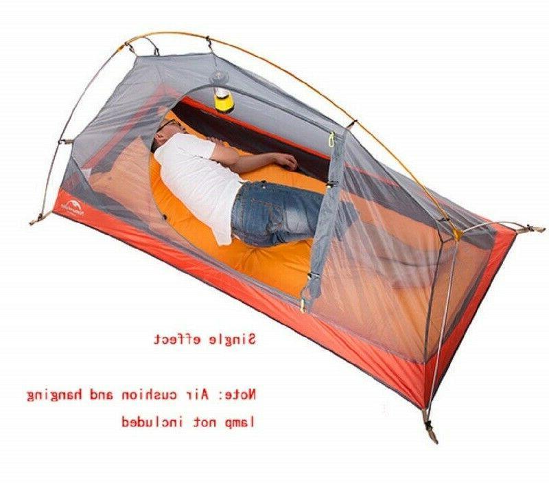 1 layer Waterproof Windproof Single Camp