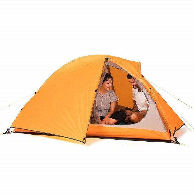 1 Double Waterproof Windproof Ultralight Single Camp