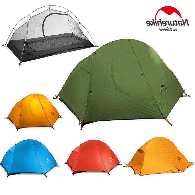 1 person double layer waterproof windproof portable