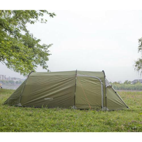4 Camping Double-Walled Backpacking